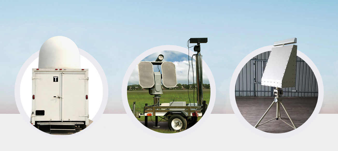 ECHIPAMENT PROFESIONAL RADAR 3 D - AEROPORTURI – DETECTARE PASARI – HIGH RADAR TECHNOLOGY